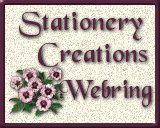 Stationery Creations Webring